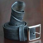 Inner tube into belt