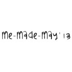 Me-Made-May 2013: my pledge