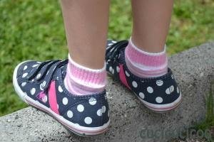 ankle socks from long socks