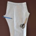 draft a leggings pattern