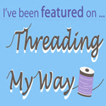 Featured on Threading My Way