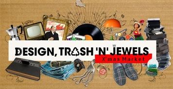 design trash and jewels xmas market