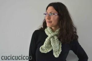 criss cross scarf
