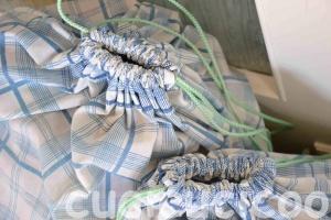 pillowcase laundry bags