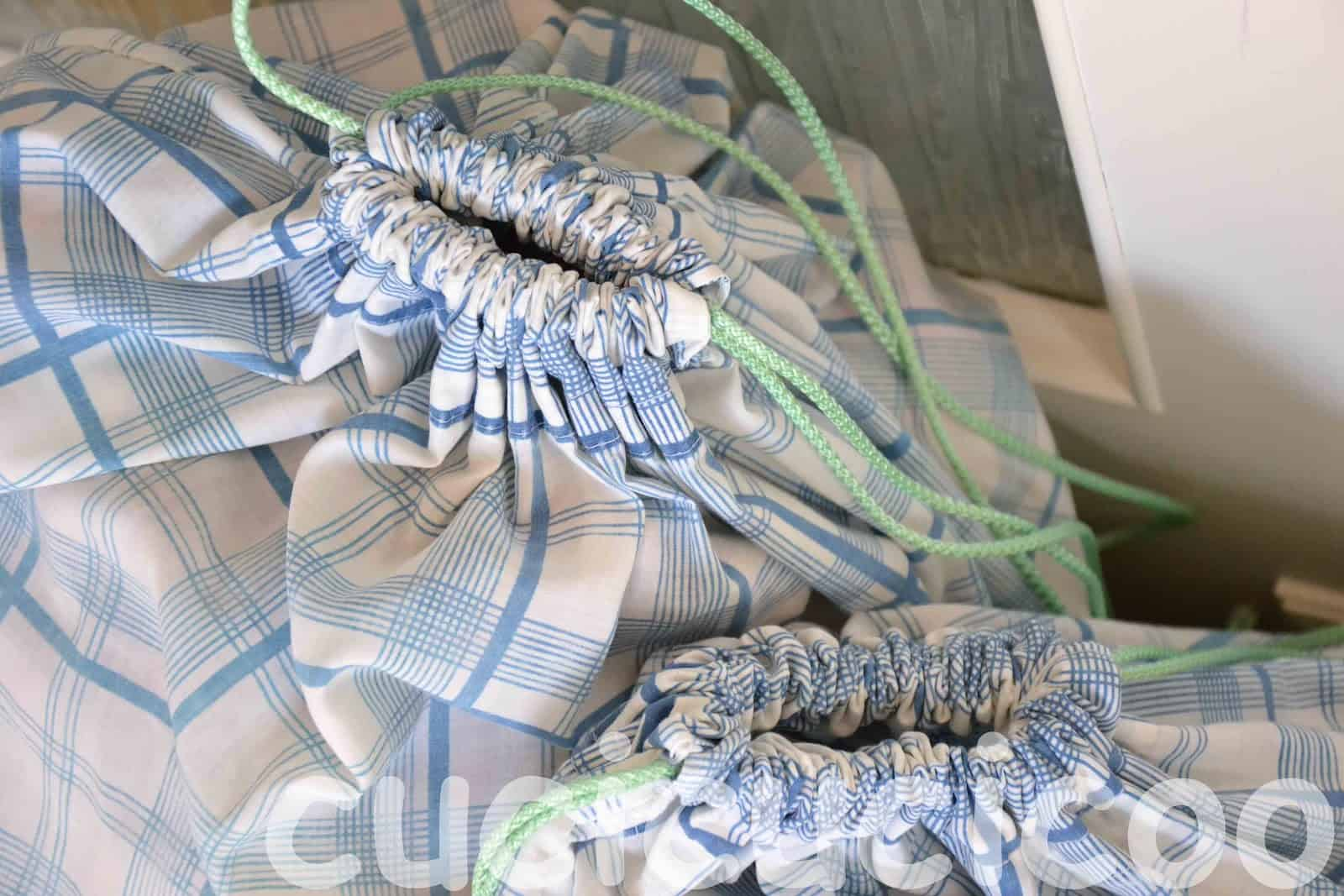 pillowcase laundry bags