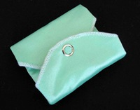 MINI cloth mama menstrual pad - panyliner folded by cucicucicoo