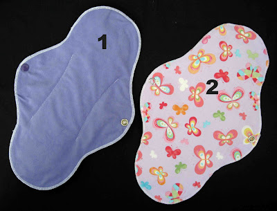 ULTRA cloth menstrual pad by cucicucicoo