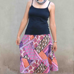 The Super Simple Dress-Skirt