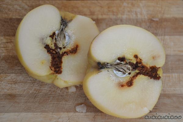 aCome fare la confettura di mele cotogne