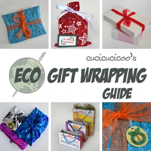 Cucicucicoo's eco gift wrapping guide