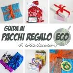 Guida ai pacchi regalo sostenibili ed ecologici