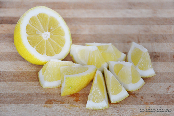 Eat lemons all year: How to make salt preserved lemons