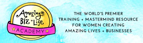 Leonie Dawson Amazing Biz + Life Academy