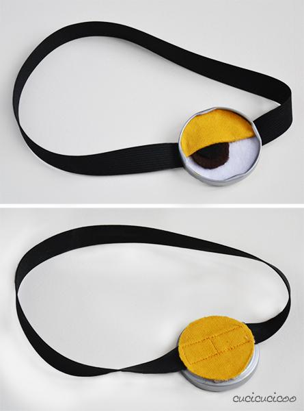 Come fare gli occhiali da Minion di Cattivissimo Me