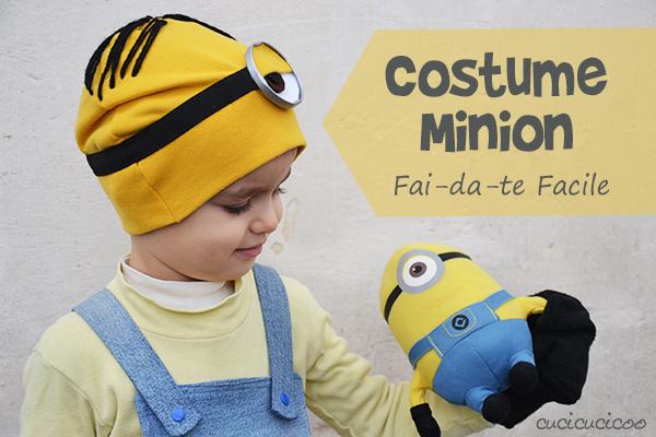 Come fare il costume del Minion Stuart facile