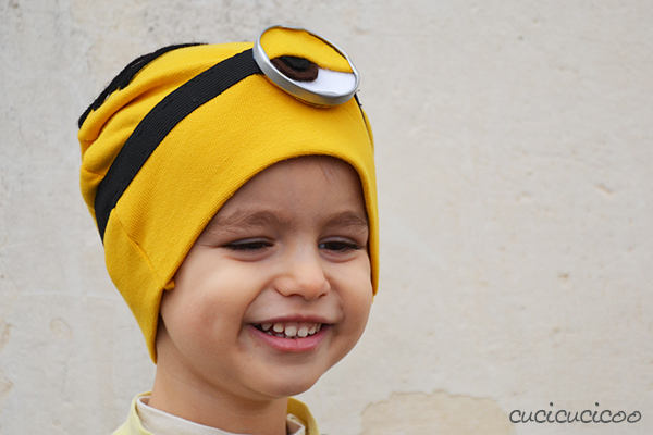 How to make a DIY Stuart Minion costume  sc 1 st  Cucicucicoo : minion costume boy  - Germanpascual.Com