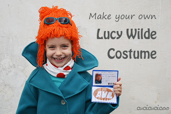 Despicable Me Lucy Costume