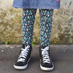Serger Pepper's Basic Leggings: Pattern Review