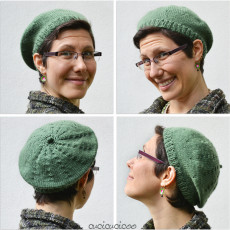 Voyages Beanie and Sweet and Simple Beret