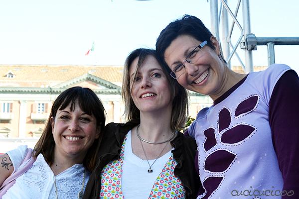 Cucicucicoo meets the creators of Riciclattoli