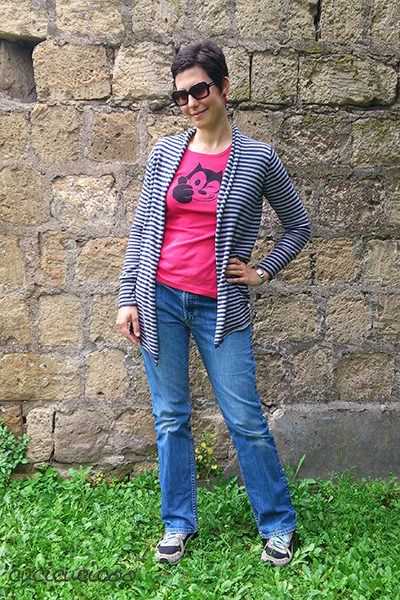 Me-Made-May 2014: What I wore May 13