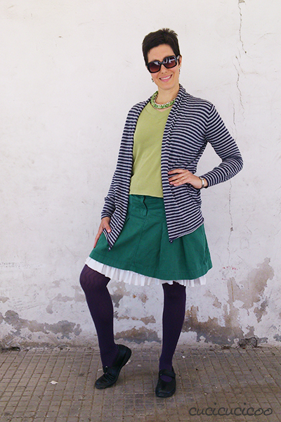 Me-Made-May 2014: What I wore May 14