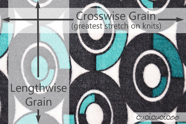 Learn all about the many different types of fabric, understand how they differ and how to best use them! A cucicucicoo.com Learn to Machine Sew lesson! (about fabric grain)