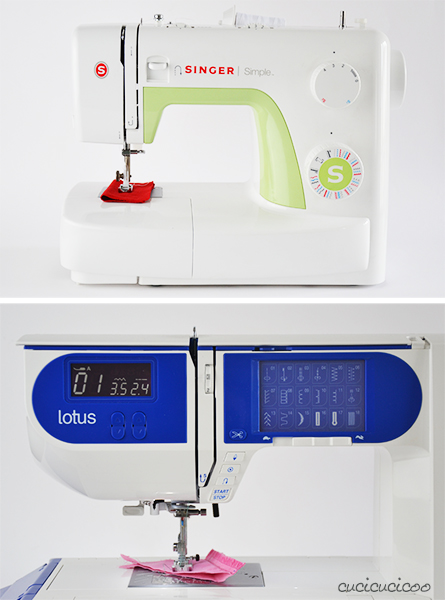 Thinking about learning to sew? Here are 10 things that you need to know to choose the best sewing machine for beginners (and why there isn't just one!) www.cucicucicoo.com