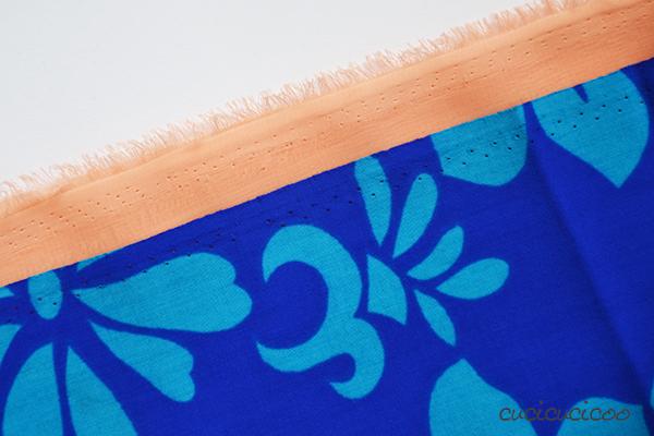Impara dei tanti tipi di stoffa, capire le loro differenze e come meglio usarli! Una lezione del corso gratuito per principianti Impara a Cucire a Macchina di www.cucicucicoo.com! (la cimosa)