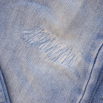 Backstitch Practice Tutorial: How to Darn Jeans