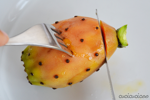 Do you love eating cactus fruit, but hate those horrible needles? No fear! Learn how to peel prickly pears so you can enjoy this fruit without the pain!