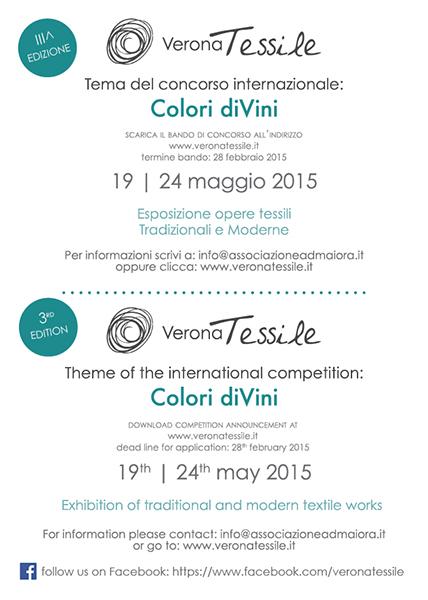 Verona Tessile 2015 Concorso