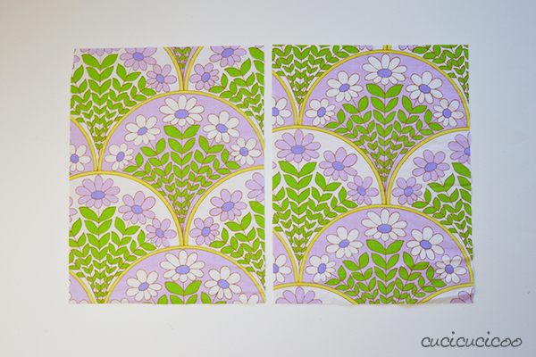 Tutorial: How to Sew Boxed Corners in two different ways! Part of the Learn to Machine Sew series on www.cucicucicoo.com!