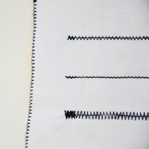 Learn to Machine Sew: How to Zig Zag Stitch | www.cucicucicoo.com