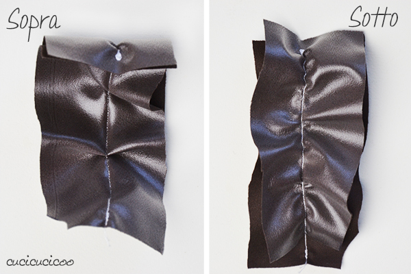 Come cucire il PUL (tessuto laminato per strati impermeabili in pannolini e assorbenti lavabili, borse impermeabili e tappetini da cambio) | www.cucicucicoo.com