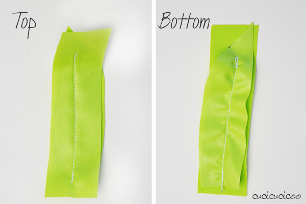 How to sew PUL fabric (for waterproof layers in cloth diapers, pads, wet bags and changing mats)   www.cucicucicoo.com