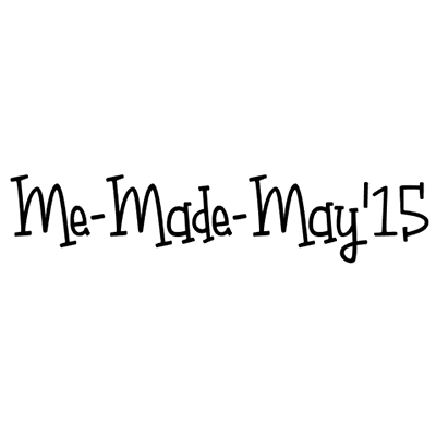 Me Made May 2015: A challenge to actually wear your self-made clothing! www.cucicucicoo.com