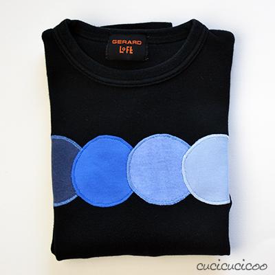 Come fare applicazioni su una maglietta