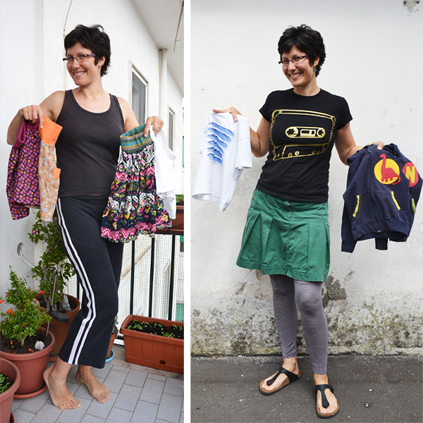 Me-Made-May 2015 challenge: what I wore May 17 - 31 | www.cucicucicoo.com