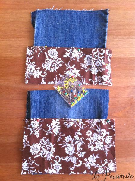 How To Sew A Clutch Bag From Repurposed Jeans Cucicucicoo