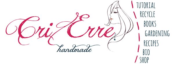 Cri Erre Handmade per Cucicucicoo's Eco Crafters and Sewers