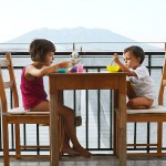 Refreshing summer activities for kids in the house