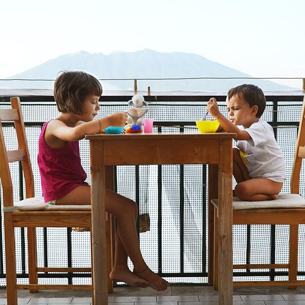 Battere il caldo estivo: Attività estive per bambini in casa, senza dover mettere piede fuori! www.cucicucicoo.com