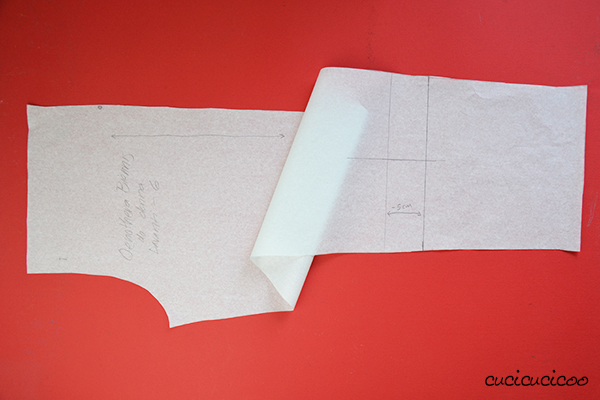 How to lengthen or shorten a sewing pattern for a perfect fit - www.cucicucicoo.com