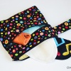Take your cloth products out in style or carry your wet swim gear! Cucicucicoo Wet Bags pattern: 3 styles, each in 3 sizes, optional carry loop and boxed corners! www.cucicucicoo.com