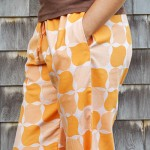 PDF sewing pattern: Oenothera Biennis Pajama Pants for women by Cucicucicoo Patterns - pants with pockets and drawstring - www.cucicucicoo.com