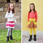 Skip Skirt #22101: Girl Skirt Pattern