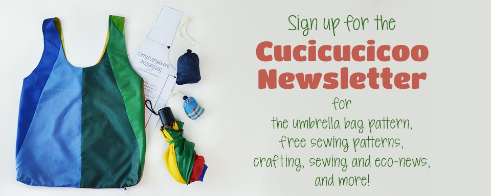 Sign Up For The Cucicucicoo Newsletter For Free Sewing Patterns, Sewing And Crafting Tutorials, And Much More! Www.cucicucicoo.com