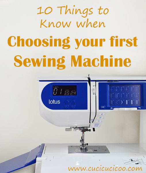The Best Sewing Machine For Beginners 40 Things To Know Cucicucicoo Unique How To Learn To Sew On A Sewing Machine