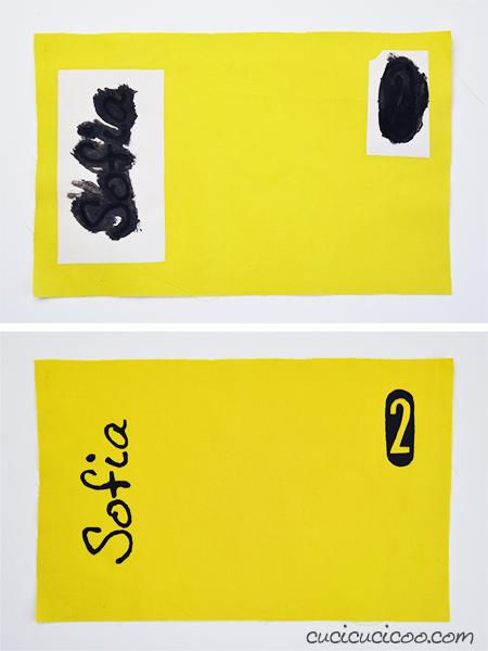 Tutorial e cartamodello GRATUITO! Preparati per la scuola con questo astuccio foderato a forma di matita! www.cucicucicoo.com